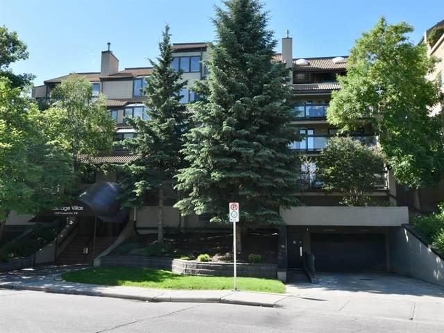 1229 Cameron Avenue SW #303, Calgary, AB T2T 0L1 (#A1009480) :: Redline Real Estate Group Inc