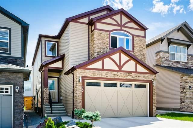 65 Nolancrest Green NW, Calgary, AB T3R 0V7 (#A1009511) :: Redline Real Estate Group Inc