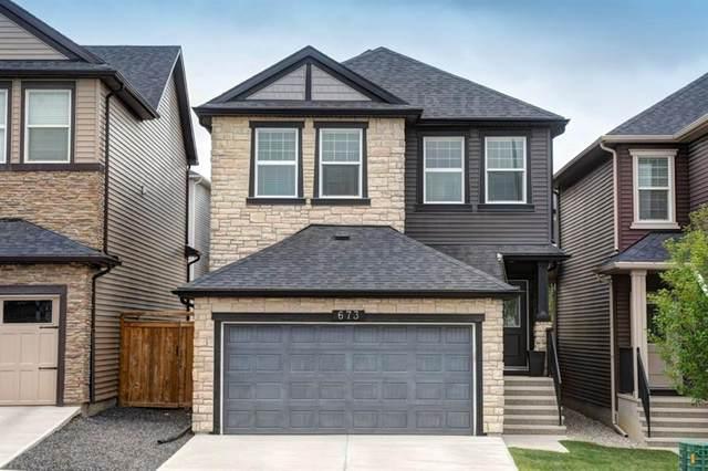 673 Nolan Hill Boulevard NW, Calgary, AB T3R 0V6 (#A1009601) :: Redline Real Estate Group Inc