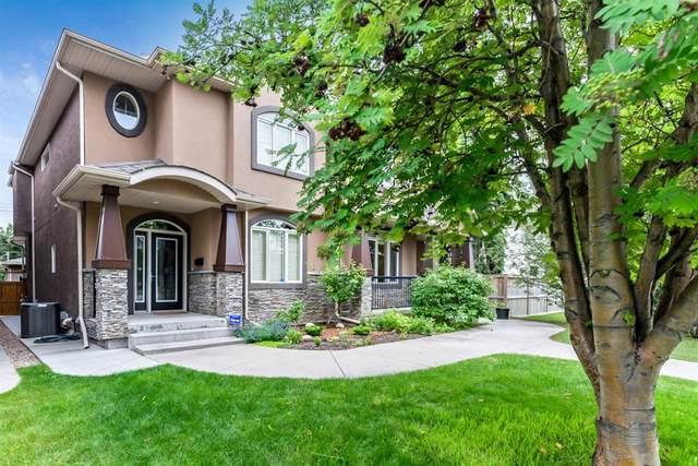 2421 1 Avenue NW, Calgary, AB T2N 0C1 (#A1009605) :: The Cliff Stevenson Group
