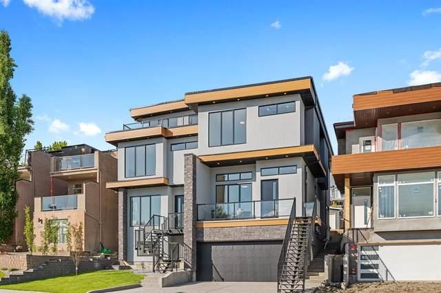 5218 22 Avenue NW, Calgary, AB T3B 0Y9 (#A1009608) :: Calgary Homefinders