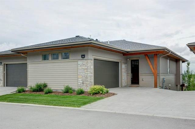 54 Watermark Villas, Rural Rocky View County, AB T3L 0E2 (#A1009615) :: Redline Real Estate Group Inc
