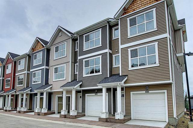 355 Nolancrest Heights NW #603, Calgary, AB T3R 0Z9 (#A1009680) :: Redline Real Estate Group Inc