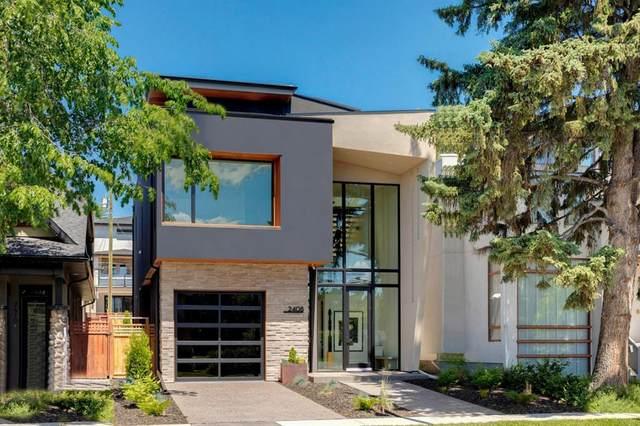 2408 7 Avenue NW, Calgary, AB T2N 1A2 (#A1009737) :: The Cliff Stevenson Group