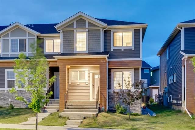 749 Nolan Hill Boulevard NW, Calgary, AB T3R 0V9 (#A1009758) :: Redline Real Estate Group Inc