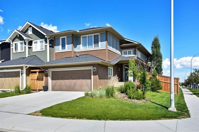 4 Emberside Glen, Cochrane, AB T4C 2L6 (#A1009934) :: Redline Real Estate Group Inc