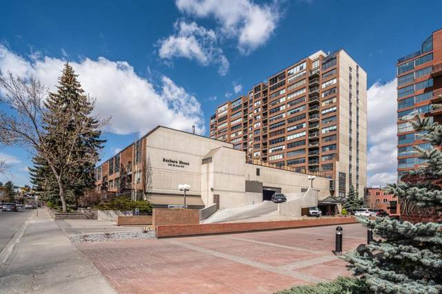 330 26 Avenue SW #601, Calgary, AB T2S 2T3 (#A1010030) :: The Cliff Stevenson Group