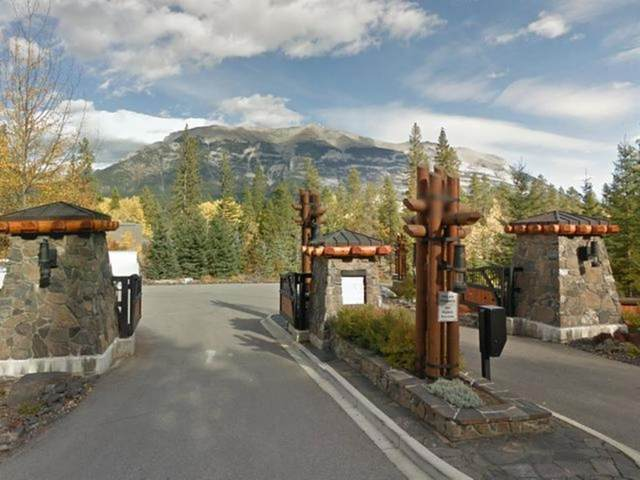 142 Cairns Landing, Canmore, AB  (#A1010188) :: Canmore & Banff