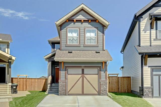 57 Masters Row SE, Calgary, AB T3M 2R6 (#A1010267) :: The Cliff Stevenson Group