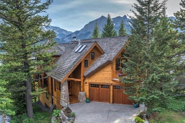 26 Juniper Ridge, Canmore, AB T1W 1L6 (#A1010283) :: Canmore & Banff