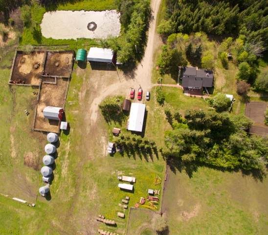 835037 Range Road 122, Rural Clear Hills County, AB T0H 0B0 (#A1010298) :: Redline Real Estate Group Inc