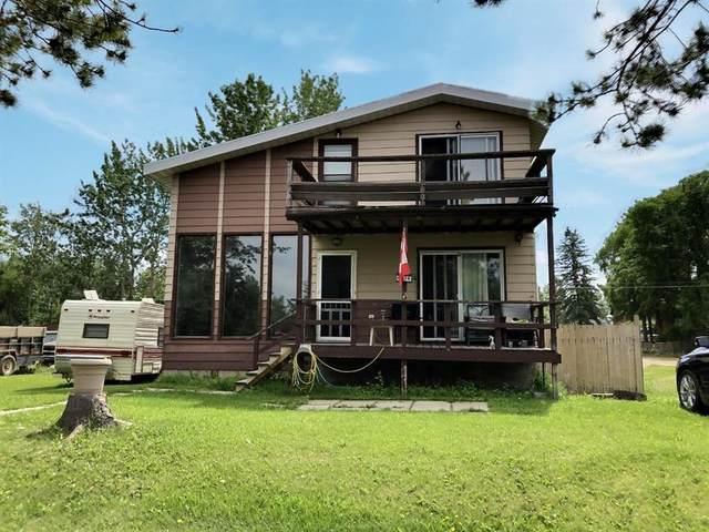 4219 Lakeshore Drive, Sylvan Lake, AB T4S 1C1 (#A1010484) :: Canmore & Banff