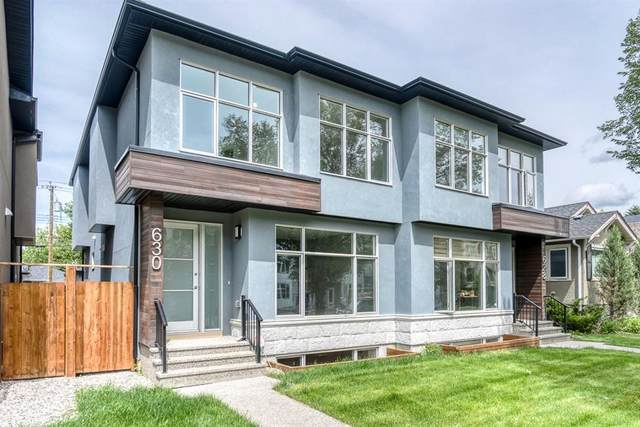 630 17 Avenue NW, Calgary, AB T2M 0N5 (#A1010894) :: Redline Real Estate Group Inc