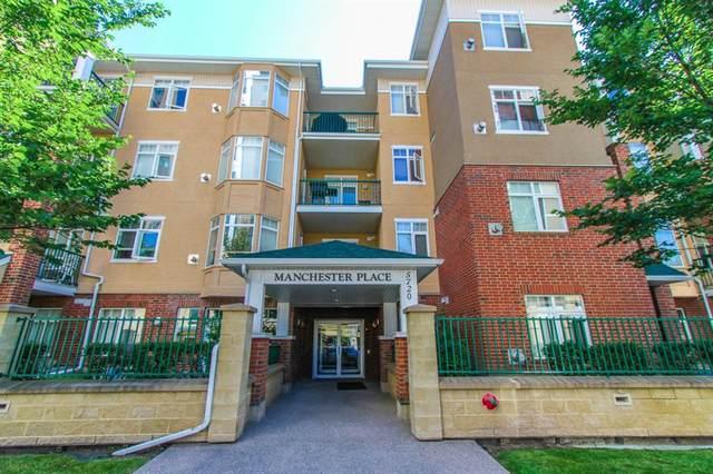 5720 2 Street SW #210, Calgary, AB T2H 3B3 (#A1010922) :: Redline Real Estate Group Inc