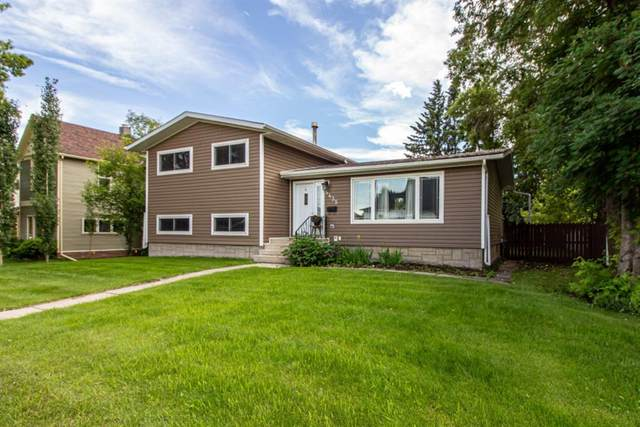 5435 50 Avenue, Lacombe, AB T4L 1S6 (#A1010953) :: Canmore & Banff