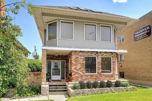 #2, 2122 15 Street SW, Calgary, AB T2T 3Y8 (#A1011104) :: Redline Real Estate Group Inc