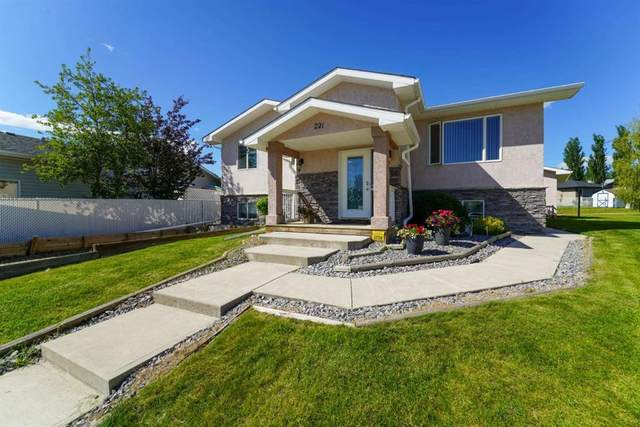221 Westview Close, Bowden, AB T0M 0K0 (#A1011166) :: The Cliff Stevenson Group