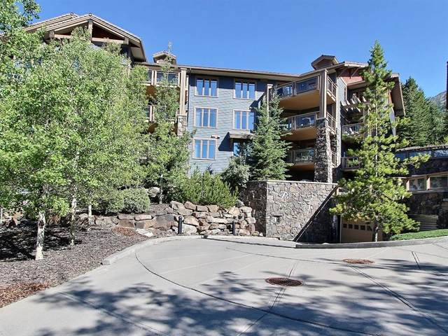 150 Stonecreek Road #206, Canmore, AB T1W 3J2 (#A1011232) :: Canmore & Banff