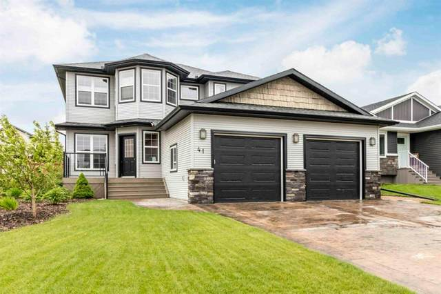 41 Leaside Crescent, Sylvan Lake, AB T4S 0A3 (#A1011323) :: The Cliff Stevenson Group
