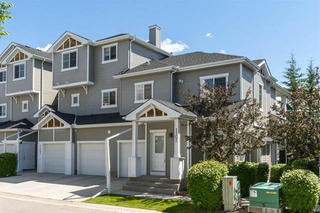 281 Cougar Ridge Drive SW #1102, Calgary, AB T3H 0J3 (#A1011361) :: Redline Real Estate Group Inc