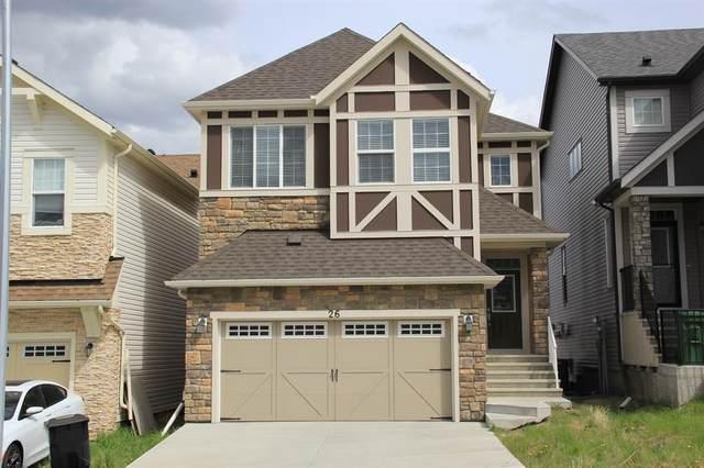 26 Nolanhurst Rise NW, Calgary, AB T3R 0Z5 (#A1011376) :: Redline Real Estate Group Inc
