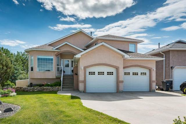 414 Lineham Acres Bay NW, High River, AB T1V 1T3 (#A1011392) :: Redline Real Estate Group Inc