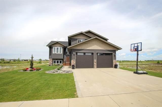 26 Mackenzie Avenue, Lacombe, AB T4L 0A6 (#A1011405) :: Canmore & Banff