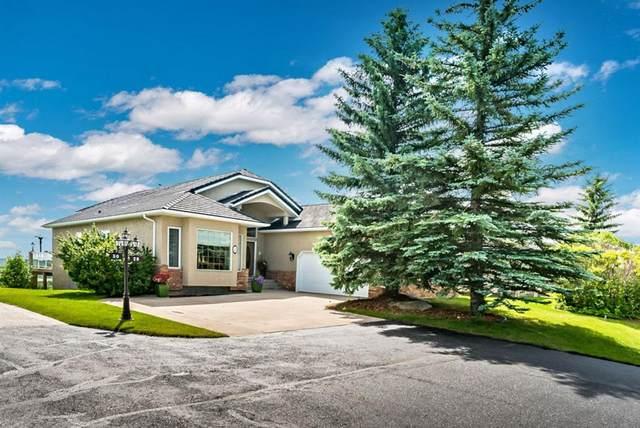28 Cottonwood Boulevard, Calgary, AB T0L 0X0 (#A1011449) :: Redline Real Estate Group Inc