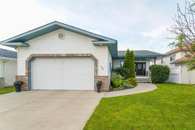 54 Robinson Crescent, Red Deer, AB T4P 3N9 (#A1011450) :: Western Elite Real Estate Group