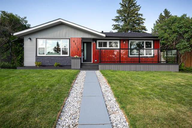 4316 Brentwood Green NW, Calgary, AB T2L 1L3 (#A1011528) :: Redline Real Estate Group Inc
