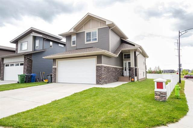 1 Lowden Close, Red Deer, AB T4R 0R9 (#A1011548) :: Canmore & Banff