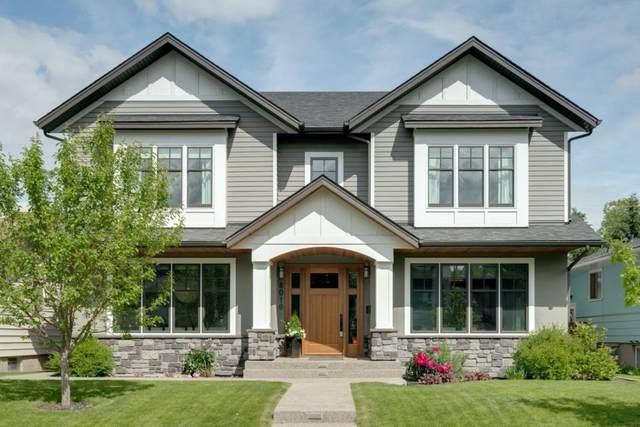 4016 15 Street SW, Calgary, AB T2T 4A9 (#A1011634) :: The Cliff Stevenson Group