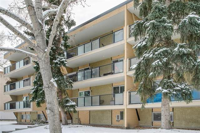 617 56 Avenue SW #310, Calgary, AB T2V 0G9 (#A1011687) :: Redline Real Estate Group Inc