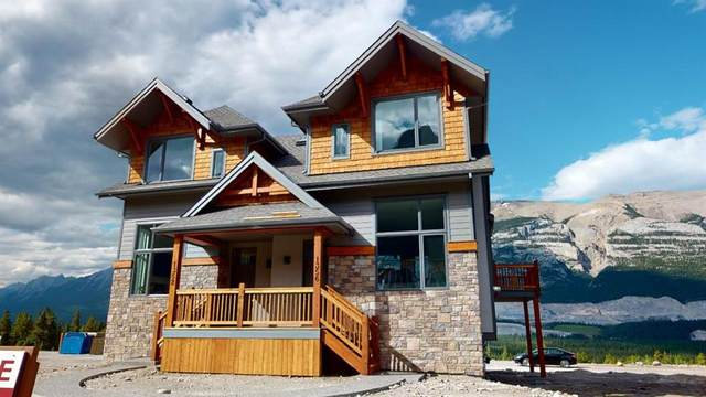 1356 Three Sister's Parkway, Canmore, AB T1W 0L8 (#A1011786) :: Redline Real Estate Group Inc