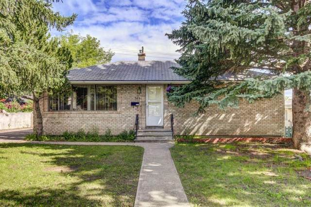 304 Hendon Drive NW, Calgary, AB T2K 1Z5 (#A1011814) :: Canmore & Banff
