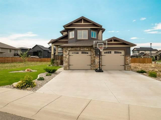 18 Canyon Estates Lane W, Lethbridge, AB T1K 5W7 (#A1011833) :: Canmore & Banff