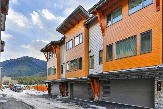 1101 Three Sisters Parkway 102J, Canmore, AB T1W 0L3 (#A1011860) :: Canmore & Banff
