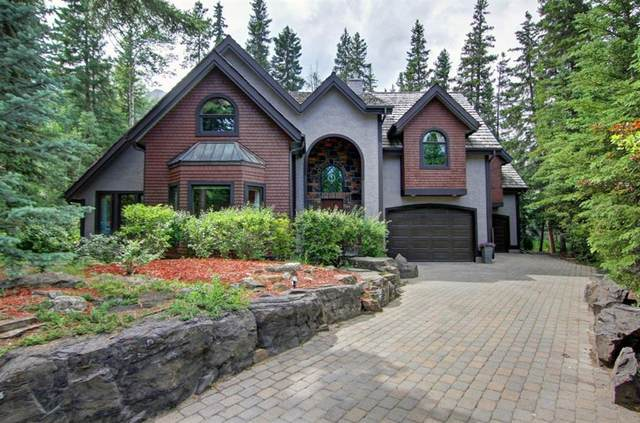 155 Mcneill Other, Canmore, AB T1W 2R9 (#A1012046) :: Canmore & Banff