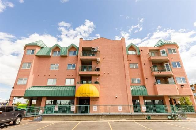 9919 99 Avenue #304, Grande Prairie, AB T8V 0R6 (#A1012075) :: Western Elite Real Estate Group