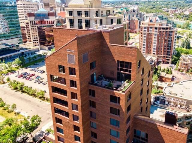 500 Eau Claire Avenue SW 1900D, Calgary, AB T2P 3R8 (#A1012222) :: Redline Real Estate Group Inc
