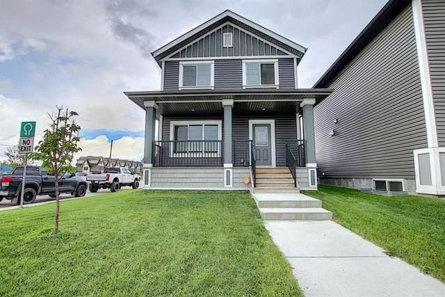 302 Fireside Boulevard, Cochrane, AB T4C 0Z3 (#A1012226) :: Redline Real Estate Group Inc