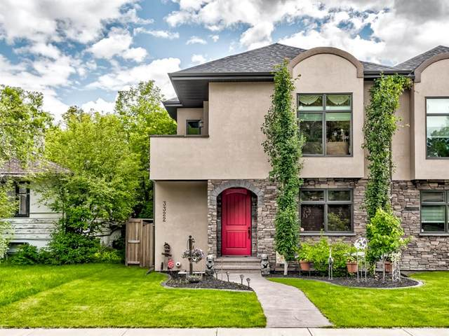 3322 2 Street NW, Calgary, AB T2K 0X9 (#A1012257) :: Redline Real Estate Group Inc