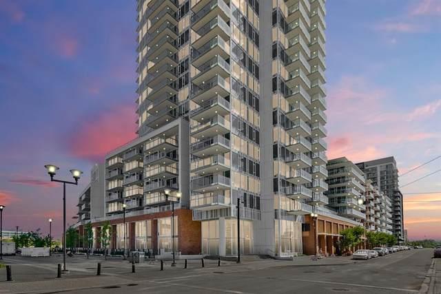 510 6 Avenue SE #512, Calgary, AB T2G 0H1 (#A1012337) :: Redline Real Estate Group Inc