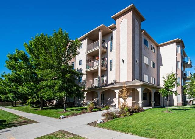 16 Poplar Avenue #102, Okotoks, AB T1S 1Z4 (#A1012396) :: Redline Real Estate Group Inc