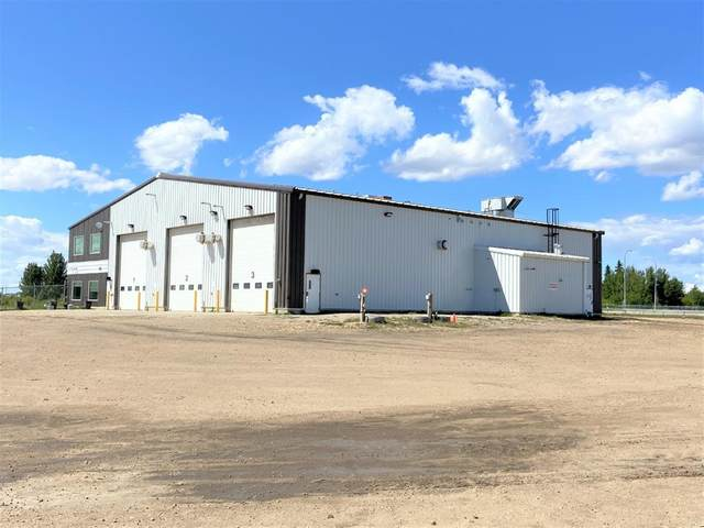 2561027 672 Highway, Rural Grande Prairie No. 1, County of, AB T0H 0W0 (#A1012568) :: Canmore & Banff