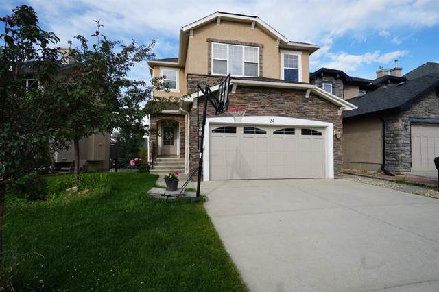 24 Sherwood Rise NW, Calgary, AB T3R 1P3 (#A1012609) :: Redline Real Estate Group Inc