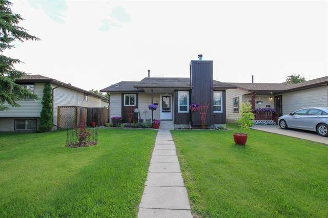 101 Chappel Drive, Red Deer, AB T4P 2R6 (#A1012684) :: Canmore & Banff