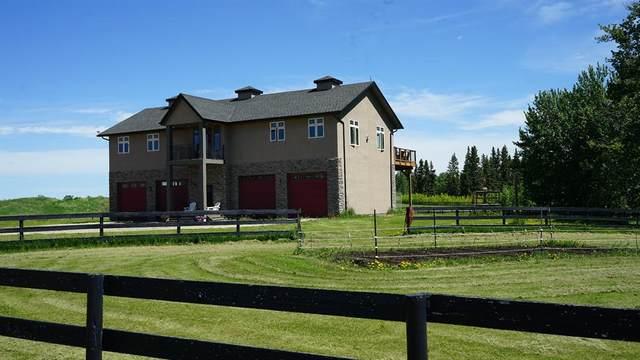 34202 Range Road Range, Rural Red Deer County, AB T0M 0K0 (#A1012702) :: Redline Real Estate Group Inc