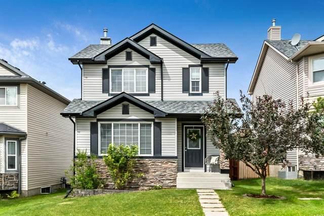 22 Crystal Shores Heights, Okotoks, AB T1S 2K8 (#A1012780) :: Redline Real Estate Group Inc