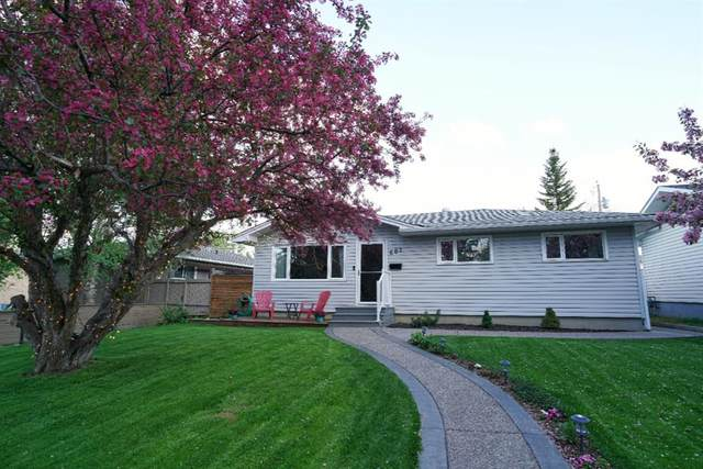 607 84 Avenue SW, Calgary, AB T2V 0V8 (#A1012862) :: Redline Real Estate Group Inc